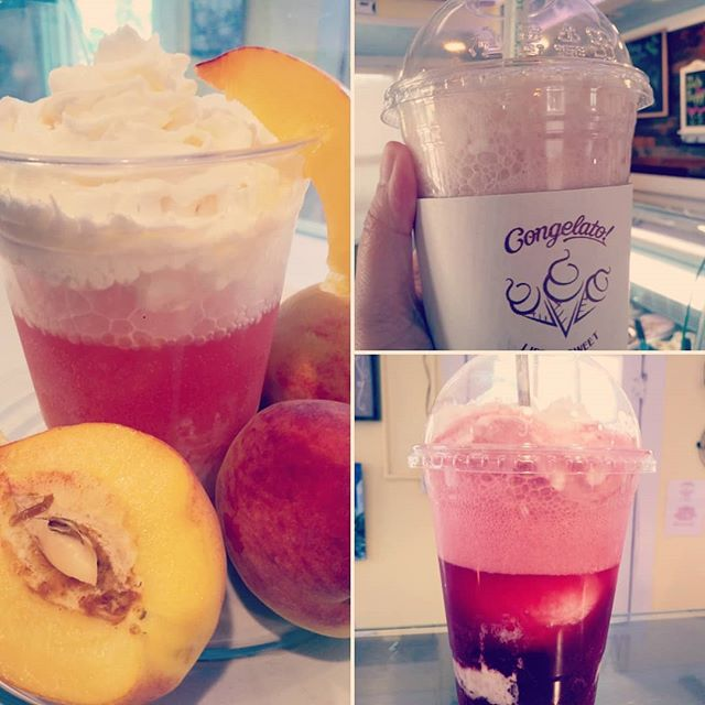 Beat the heat with one of our Delicious