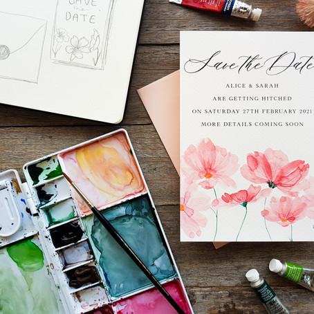 Ultimate guide to wedding stationery terminology and jargon!