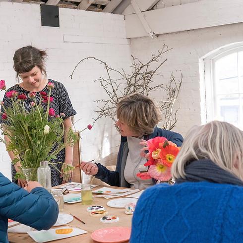 Watercolour Workshop - Hobart