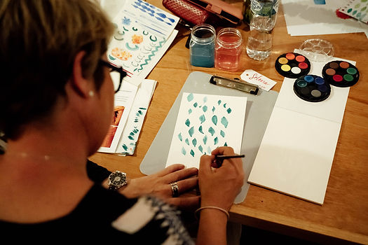 Art Classes Tasmania Ruby Tuesday Watercolour Workshops (21).jpg