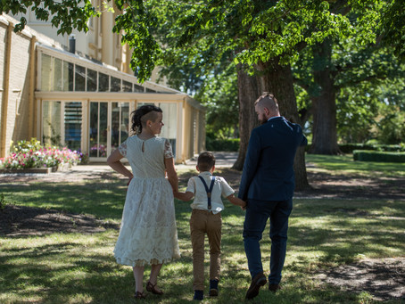Three tips for hosting a wedding as an introvert