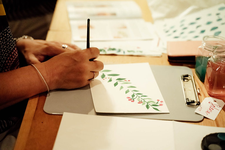 Art Classes Tasmania Ruby Tuesday Watercolour Workshops (28).jpg