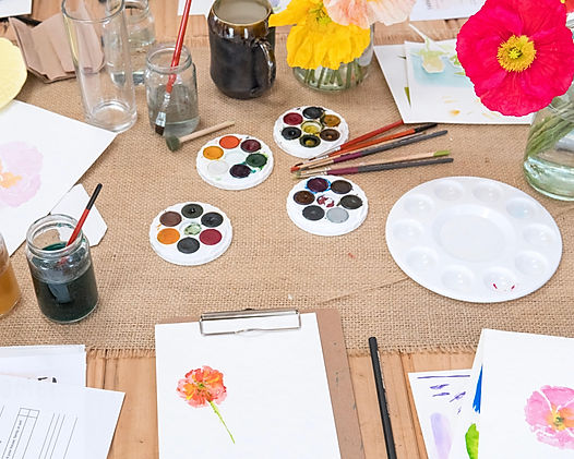 Watercolour for Beginners Online E-Course