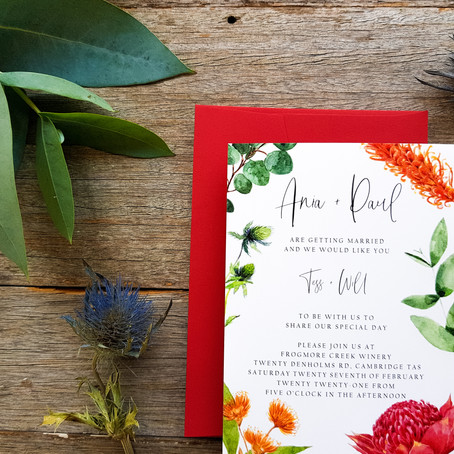 Does eco-friendly wedding stationery exist?