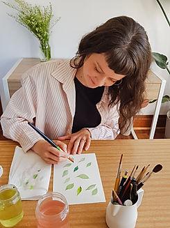 Ruby Tuesday Art Wedding Invitation Designer Australia