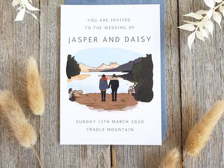 Real Wedding: Jasper and Daisy