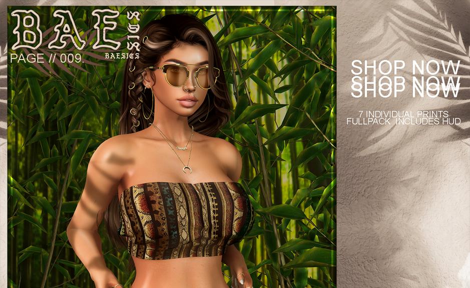 BAESIDE - Tehani Safari Set