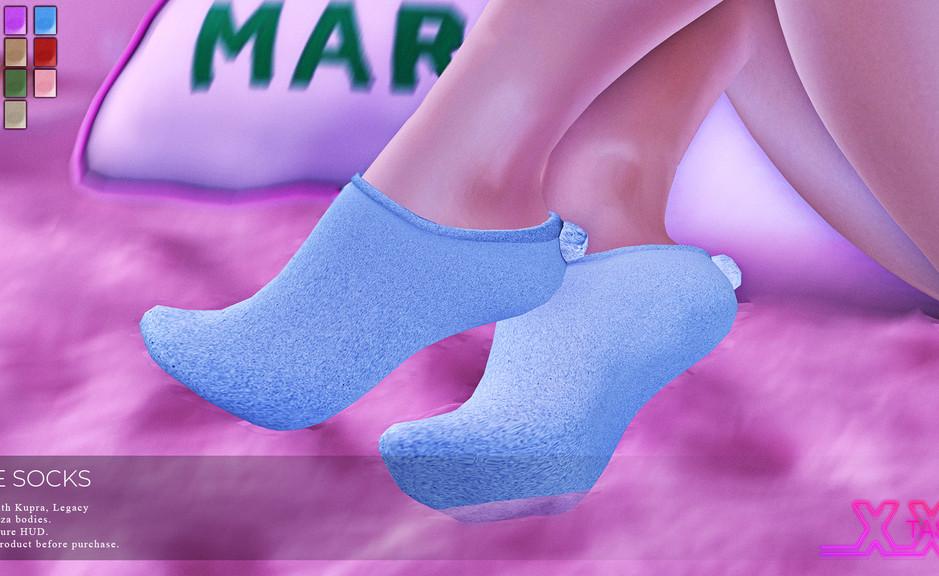 Xxxtasi - Ankle Socks