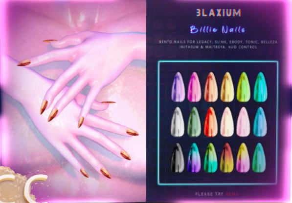 BLAXIUM - Billie Nails