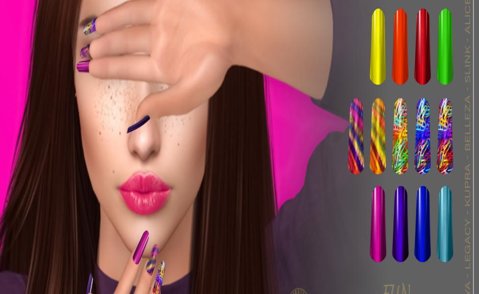 .__ StunnerOriginals __. Bento Nails Mesh Rounded Long Fun.png