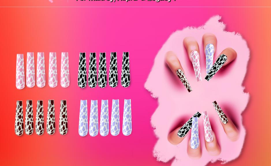 Glitter Gelatin - Moo Nails
