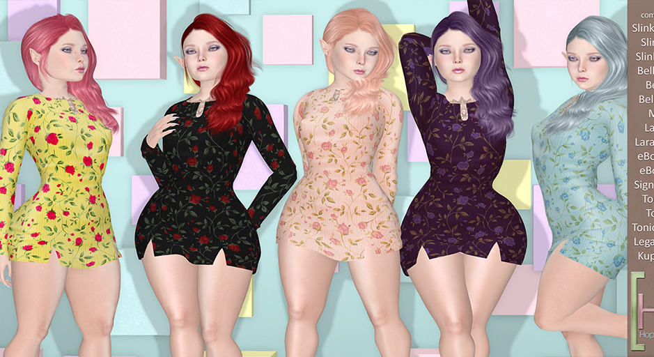 [HC] Harriet Roses Mini Dress.png
