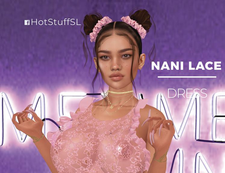 Hot Stuff - Nani Dress
