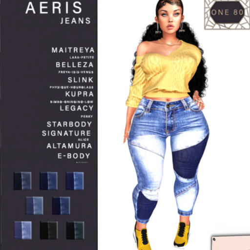 One80 - Aeris Jeans