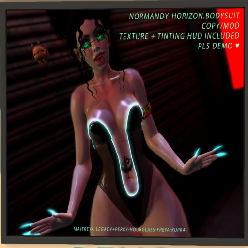 Normandy - Horizon Bodysuit