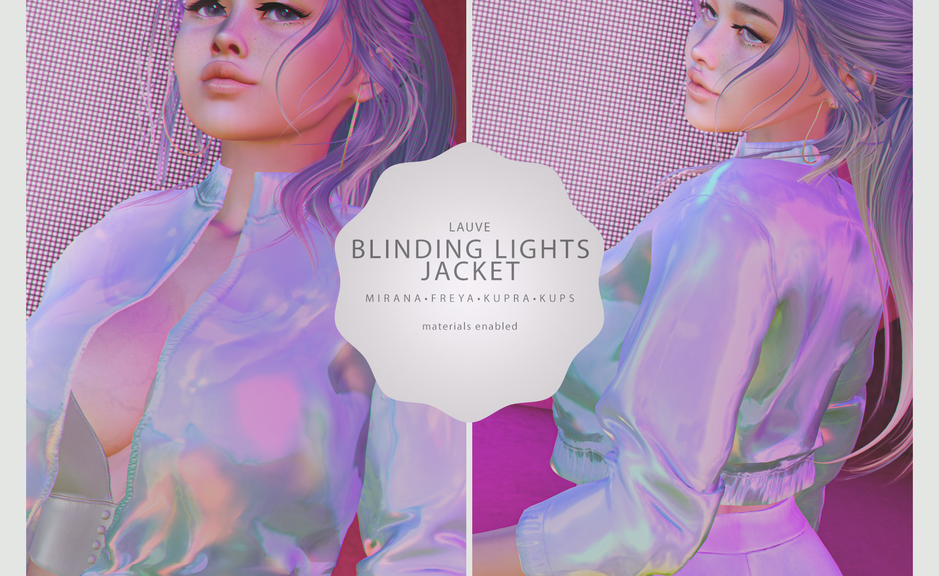Lauve - Blinding Lights Jacket