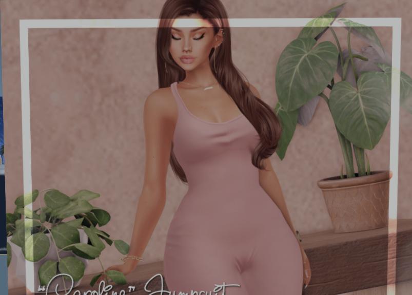 Roslyn - Caroline Jumpsuit