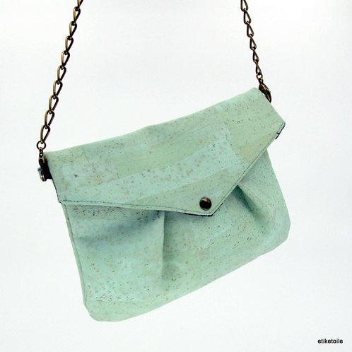 Mini Véronique bleu clair