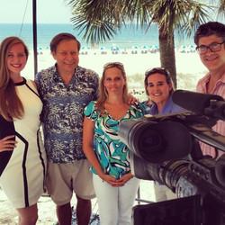 Satellite Media Tour with Dr. Beach