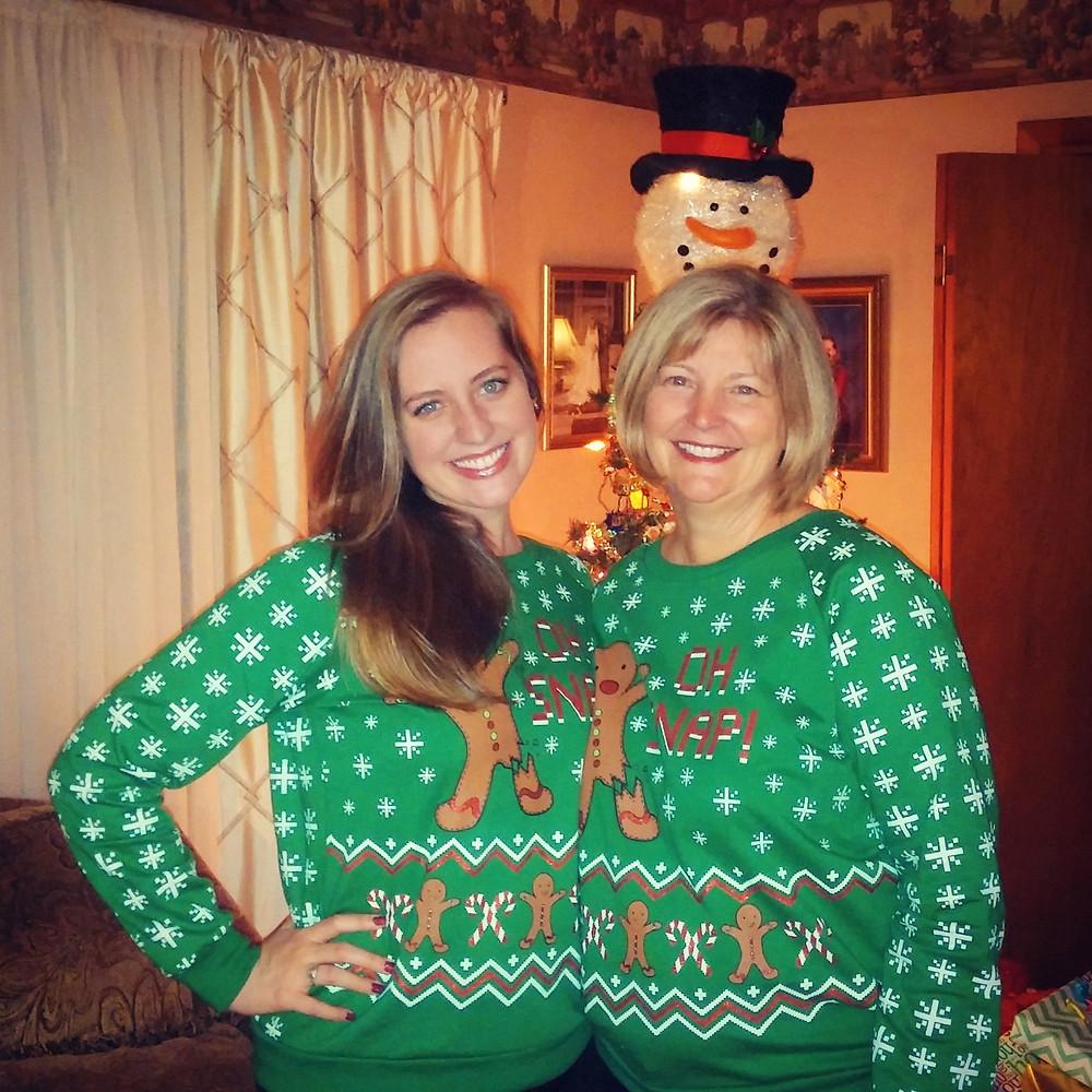 Christmas Sweater Buddies #WeCool
