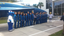 Blue Angels with Al Roker