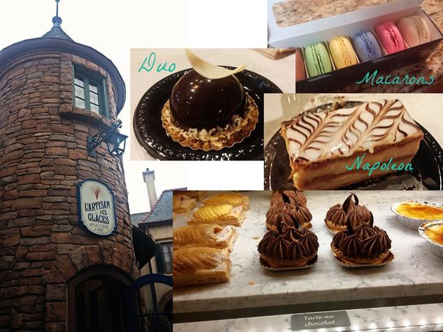 Desserting Around the World (Showcase at Epcot)
