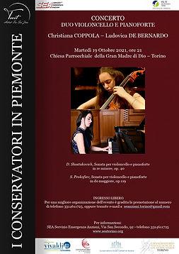 Concerto Duo Violoncello e Pianoforte