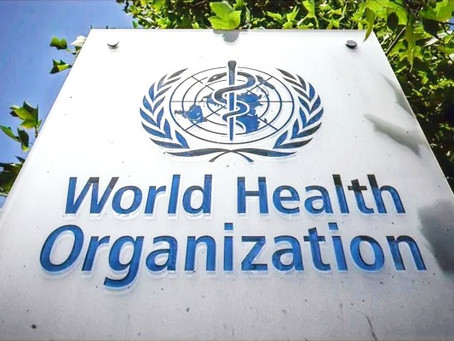 Information about Moving from the W.H.O (World Health Organisation)