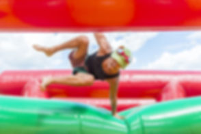 KidPackz Adult Bounce Houses & Inflatable Water Slides