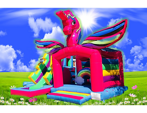 unicorn jumping castle KidPackz.png