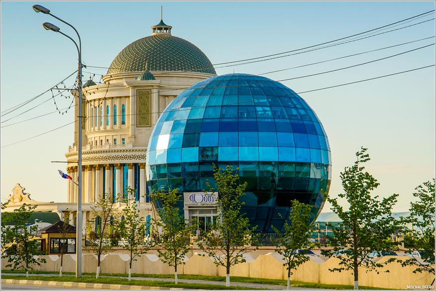 Экскурсия в г. Грозный из г. Невинномысска (5)