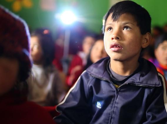Cine en Chimborazo