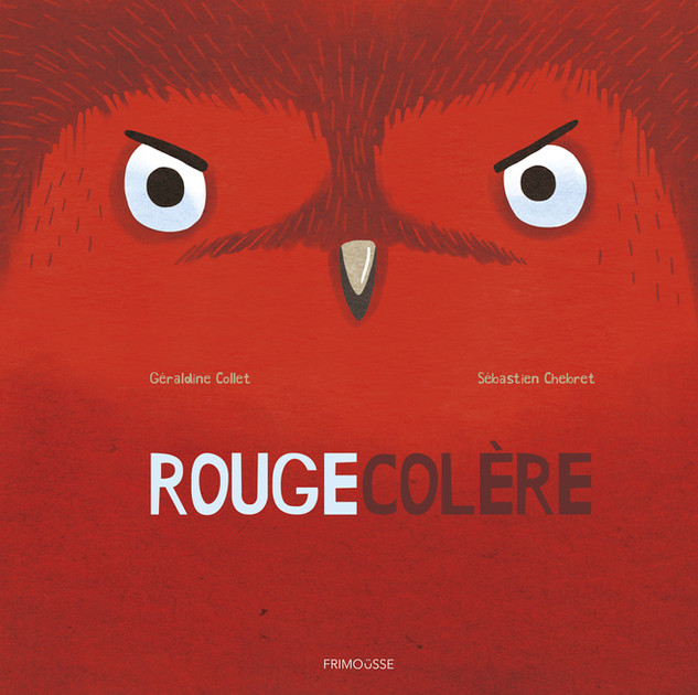 ROUGE COLÈRE