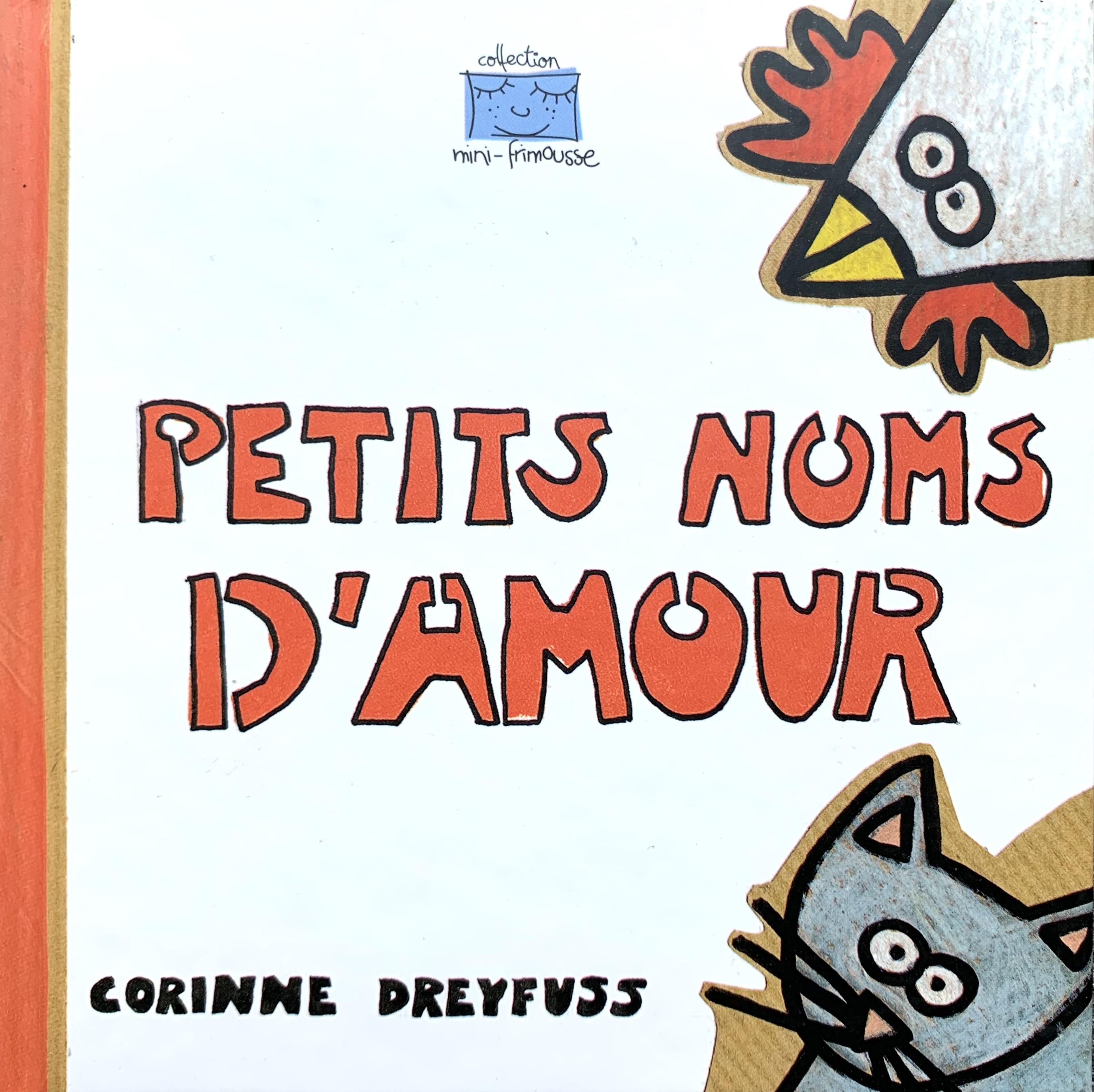 PETITS NOMS D'AMOUR