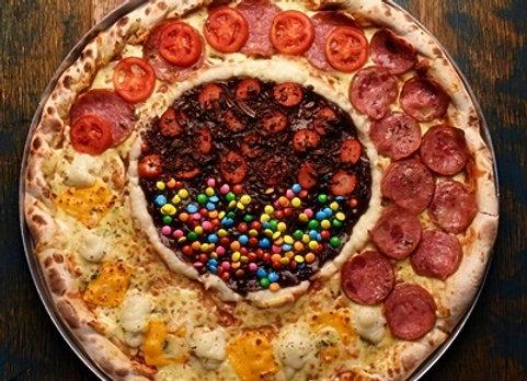 Pizza Família 45cm