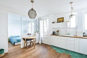 שיפוץ תכנון ועיצוב דירה renovation architecture et design interieur