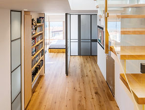 interior design and architecture new kitchen planning and choice of material