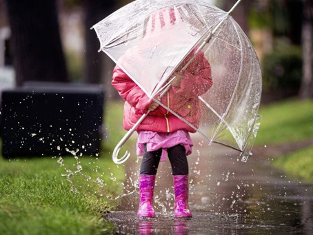 Rainy day plans?