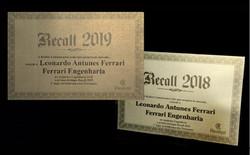 Recall LAF 2018 a 2019