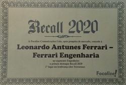 Recall LAF 2020