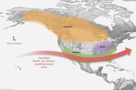 Obr. 9 Situace v Severní Americe
