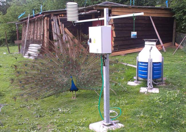 Automatizovaná meteorologická stanice