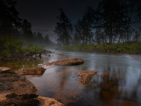 FINSKO - V pasti divočiny a bažin