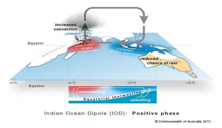 Obr. 15 Pozitivní fáze IOD