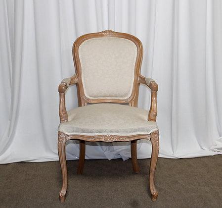 Ivory Vintage Chair