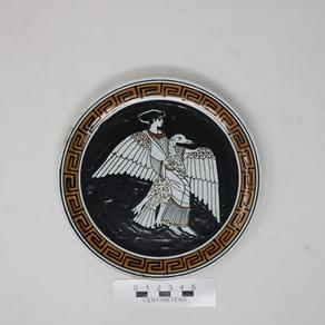 Ceramic Plate [2004.9.343]