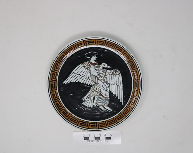 Ceramic Plate - 2004.9.343