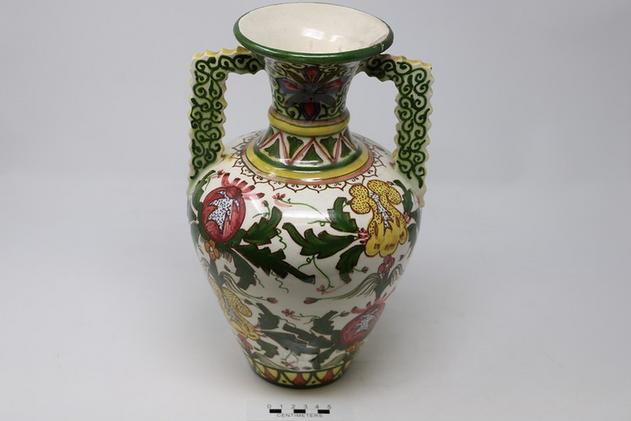Ceramic Vase [2004.9.583]