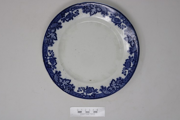 Ceramic Saucer [2004.9.379]