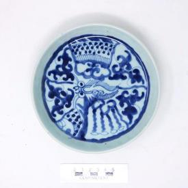 Porcelain Plate [2004.9.426]